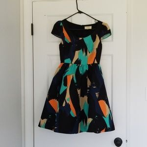 Anthro Party Dress